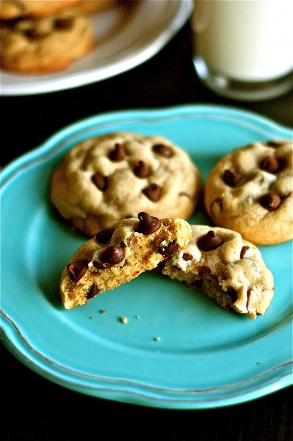 Soft & Chewy Chocolate Chip