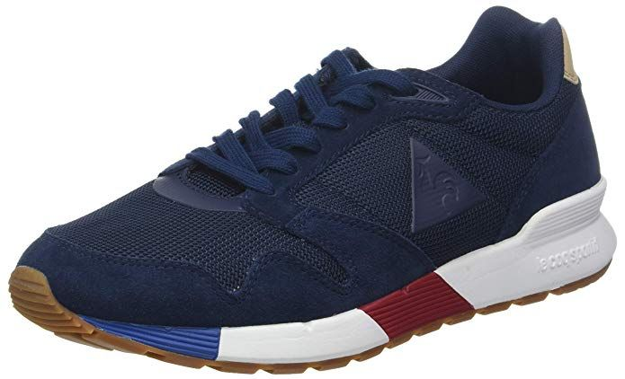 on sale 92a36 7c737 Le Coq Sportif Omega X Sport Dress Blue, Baskets Hommes, Bleu, 44 EU
