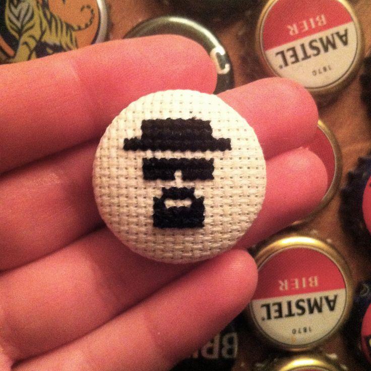 heisenberg cross stitch