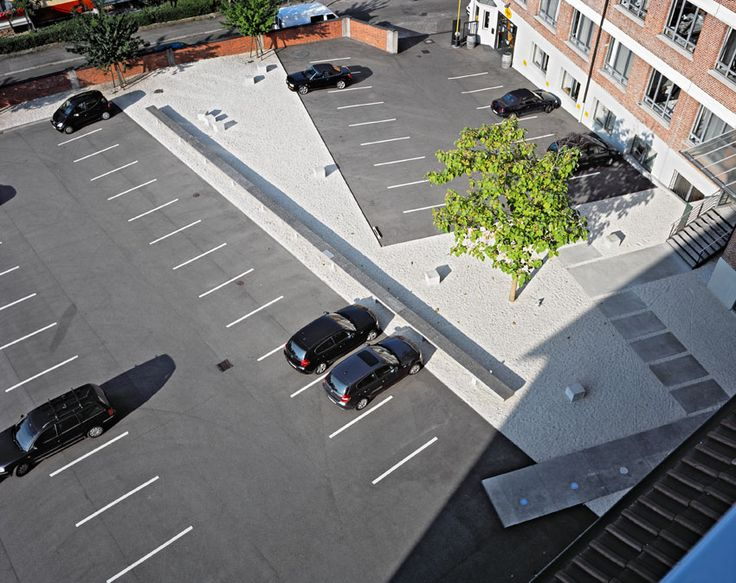 78 best parkinglot images on Pinterest Parking lot, Parking space - Dalle Pour Parking Exterieur
