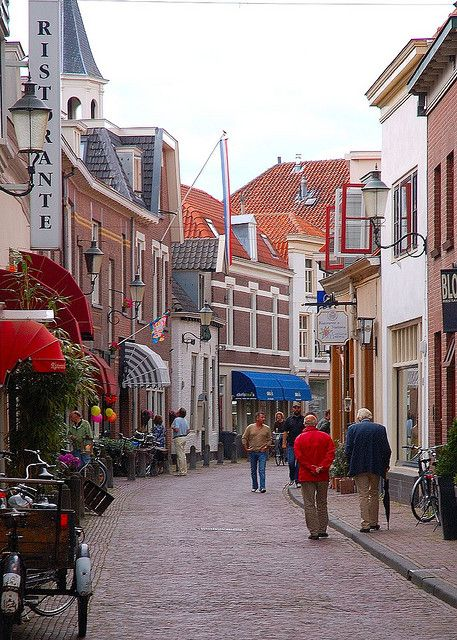 Amersfoort - stayed in this town with cousin Sanne and her family - returning in 2014
