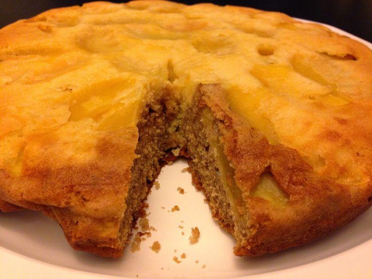 ⇒ Bimby, le nostre Ricette - Bimby, Torta Rovesciata di Mele