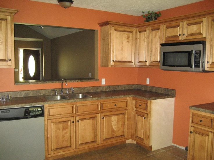 Similiar Kitchen Walls Mine Is Sherwin Williams Copper