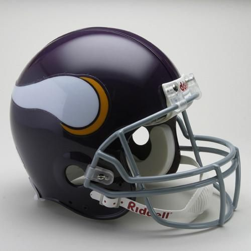 Minnesota Vikings 1961-79 Throwback Pro Line Helmet