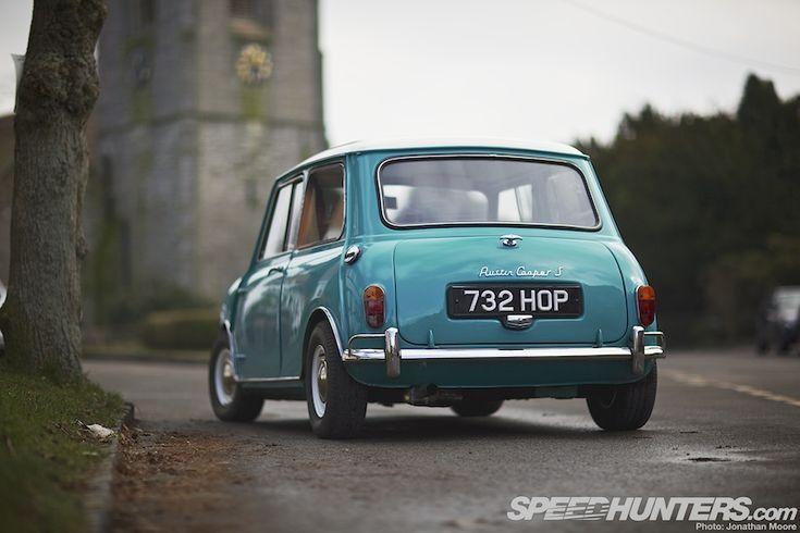 Mini Cooper S 1963