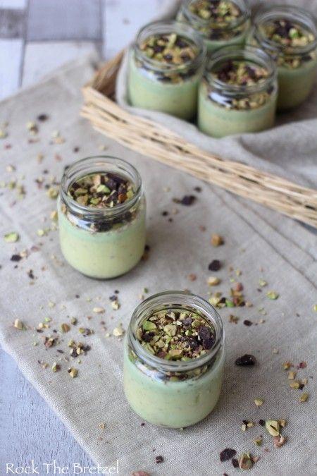 Yaourt végétal pistache40