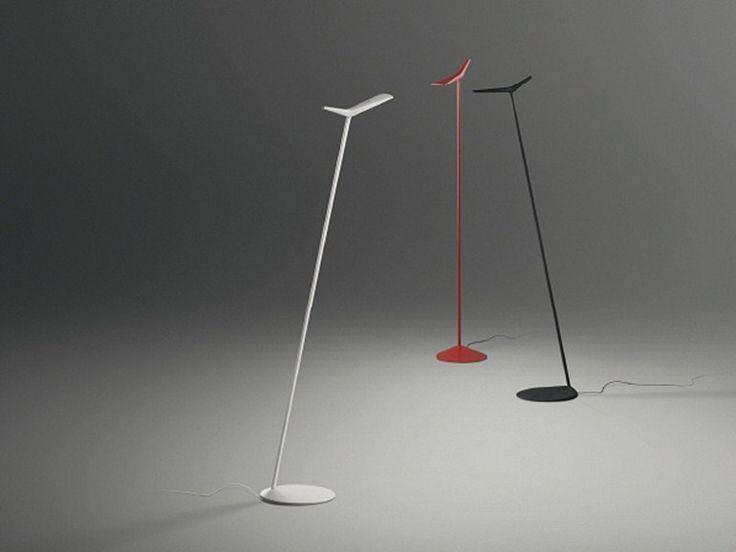 Lampada da lettura SKAN 0250 Collezione Skan by Vibia   design Lievore Altherr Molina