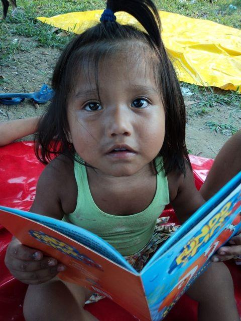 Ler para crescer Amazônia