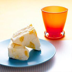 Frozen Mango Terrine