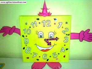 box clock craft