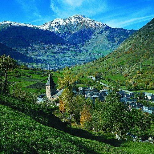 The Spanish Pyrenees