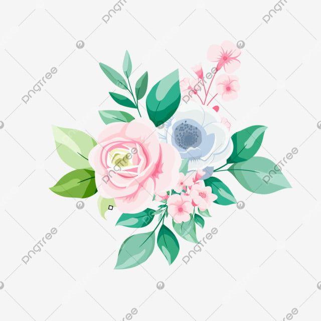 زهرة مائية للبطاقات زهرة حفل زواج عتيق Png وملف Psd للتحميل مجانا Watercolor Flowers Flowers Design