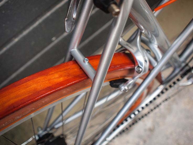 Nescafe Racer porteur city bike concept detail - Atelier Onest - Bucharest, RO