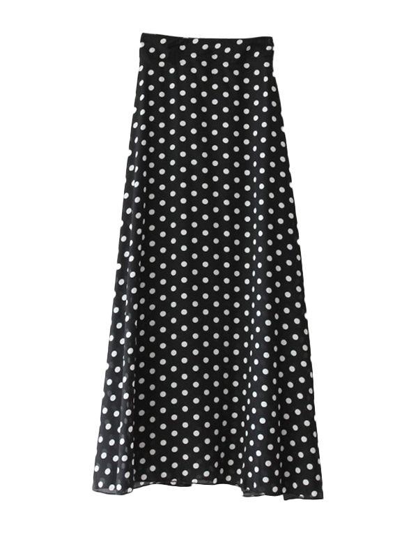Best 25  Long skirts online ideas on Pinterest | Taffeta skirt ...