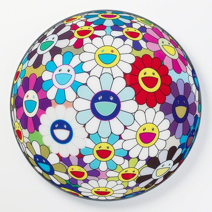 Takashi Murakami, 'Flower Ball (3-D) Sequoia sempervirens.', 2013