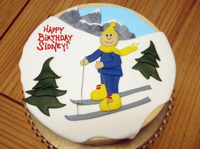 21+ Génial Image de créations de gâteaux d'anniversaire   – birthday cake easy