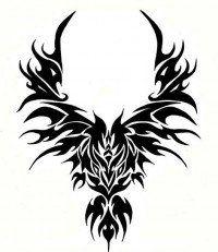 bird Tattoos For Men | tribal tattoo gallery - ankle tribal tattoos for women | Tattoo 4 Me