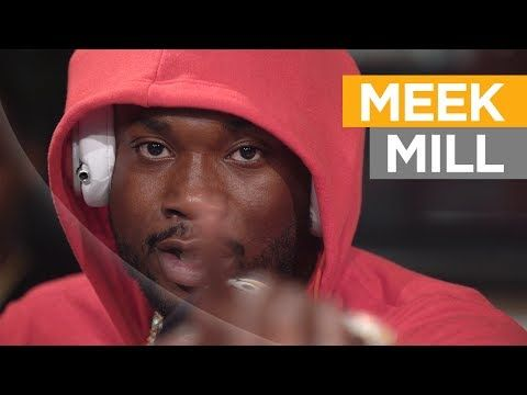 Meek Mill Hits Funkmaster Flex With A Dope Freestyle