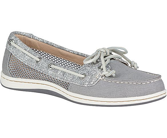 Sperry Top-Sider  				Women's Firefish Canvas Boat Shoe 			 				Women's Firefish Canvas Boat Shoe