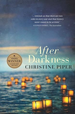 After darkness by Christine Piper - Miles Franklin Long List