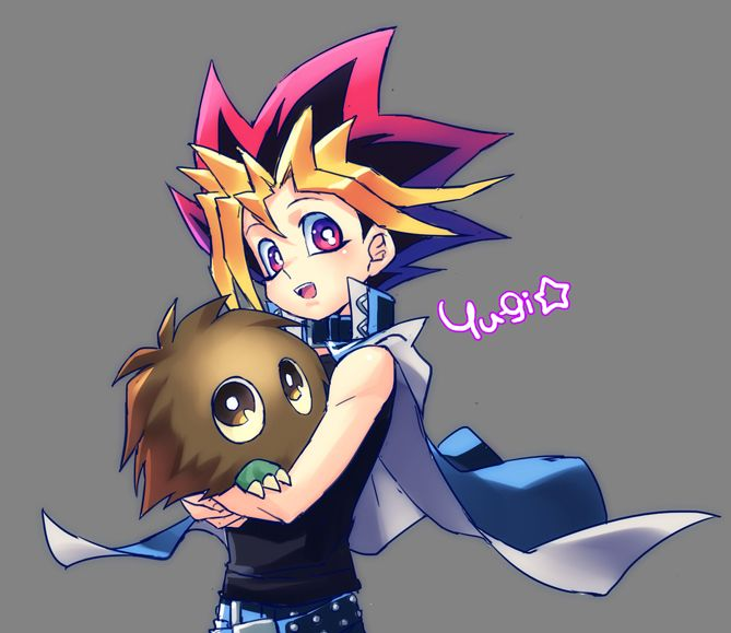 Anime Characters Child Reader : Yugi kuriboh yugioh pinterest coats anime and gray
