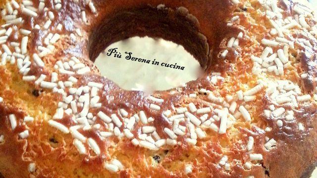 La torta di ricotta, ideale per la colazione