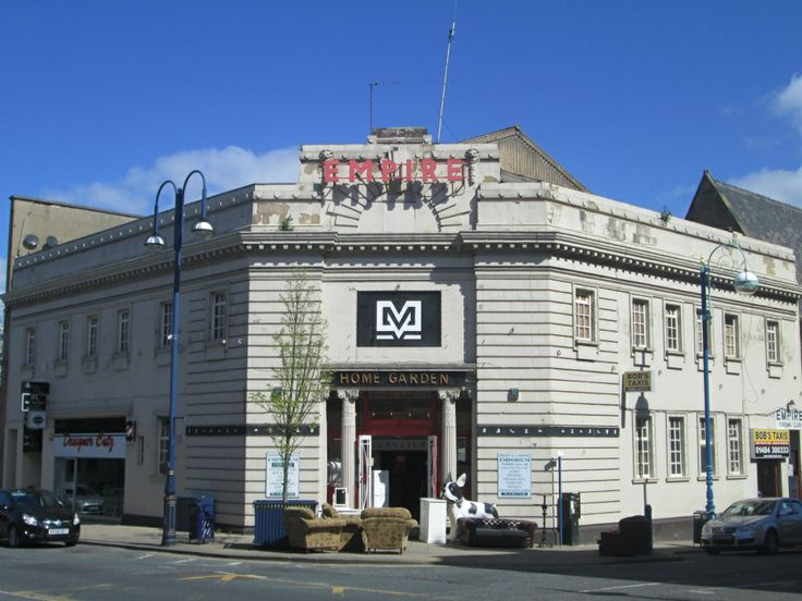 Empire Cinema, Huddersfield (still has small room showing 'adult' movies) but mostly furniture store now