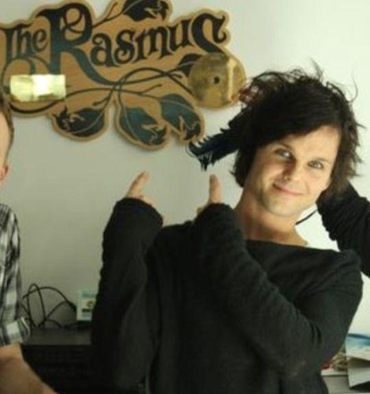 Lauri Ylönen ( The Rasmus ♡♥ )
