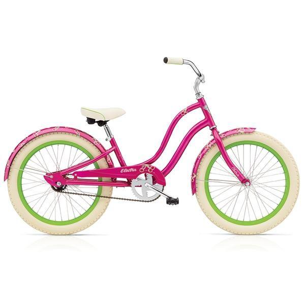 Electra Cherie 1 Kids 20 Inch Bike Pink 2016