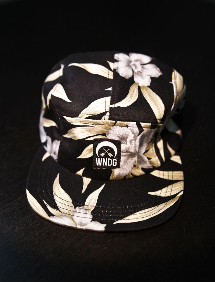 Wendigo Apparel | Lily 5 Panel Hat #PEAKXII
