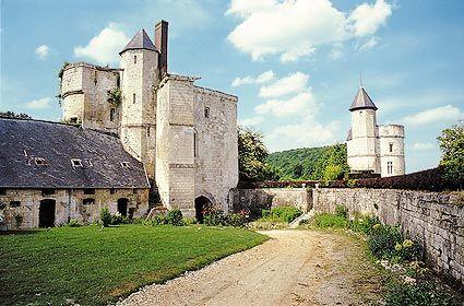 chateau de tancarville   Tancarville : Château
