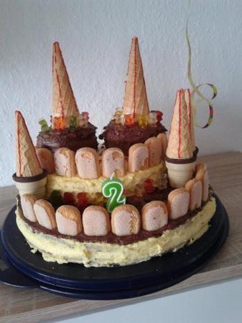 Rezept: Schloss Kuchen Bild Nr. 2