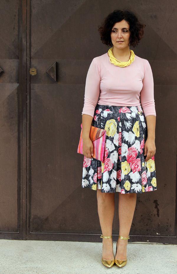 17 Migliori Idee Su Donne Con Taglie Forti Su Pinterest Abiti Di Curve Moda Per Ragazze
