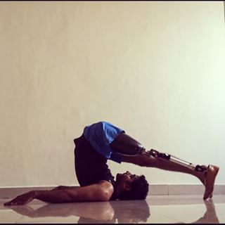 doing plow pose with images  migraine poses yoga