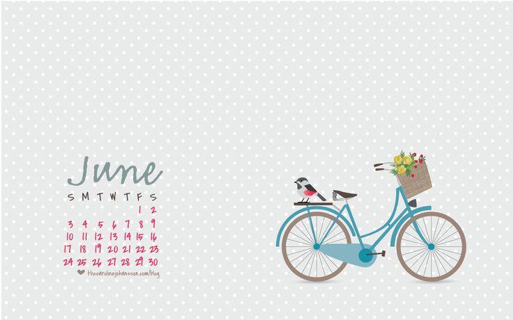 Cute free desktop calendars!