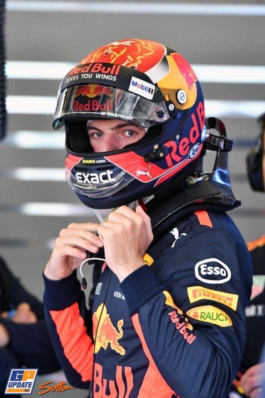 Max Verstappen, Formule 1 Grand Prix van Groot-Brittannië 2017, Formule 1