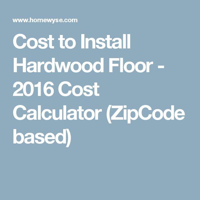 Tile Flooring Installation Cost Calculator Gurus Floor