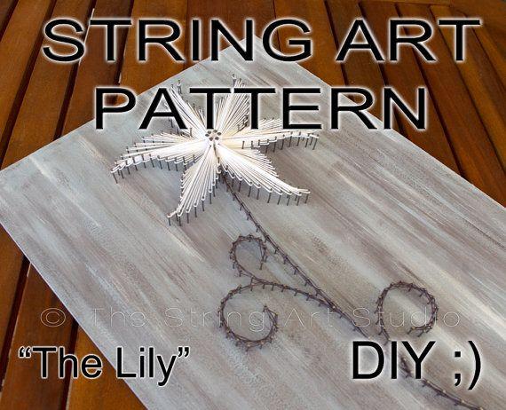 Best 25 String Art Tutorials Ideas On Pinterest Diy