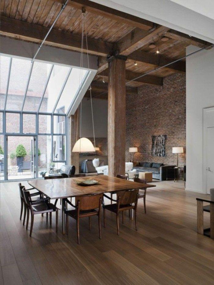 Mais de 1000 ideias sobre meuble tv pas cher no pinterest for Interieur style industriel