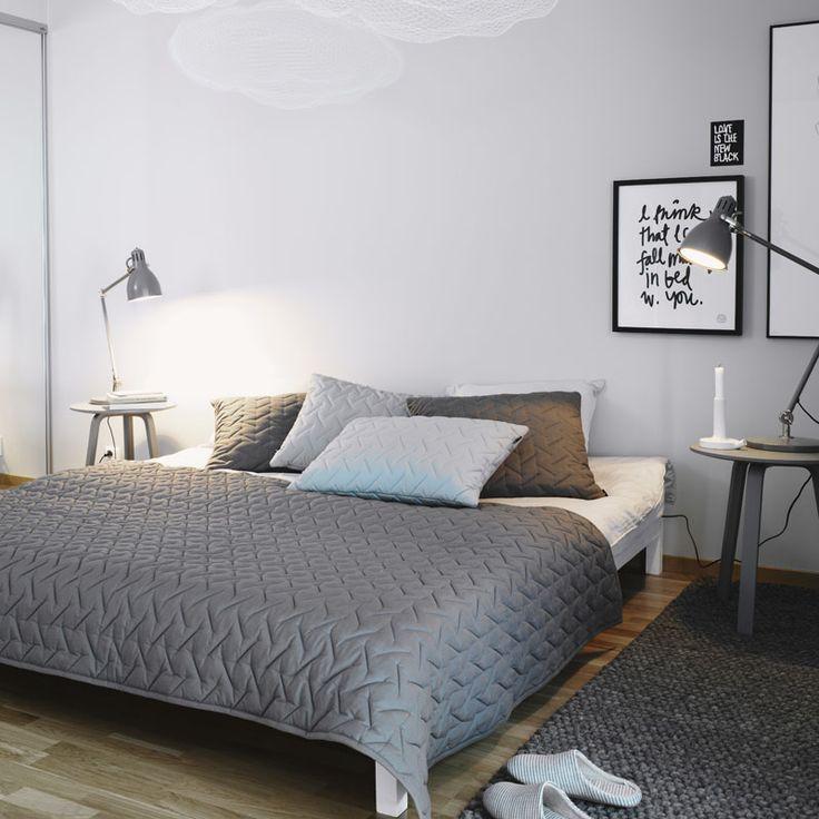 M s de 1000 ideas sobre sin cabecero en pinterest sin - Dormitorios sin cabecero ...