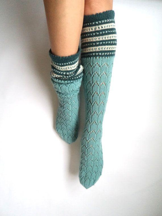 725 best Villasukkia images on Pinterest | Knitting socks, Knit ...