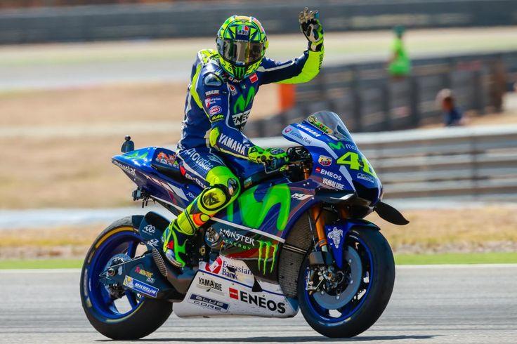 Rossi Tidak Pikirkan Juara Dunia Musim Ini. Valentino Rossi, rider Movistar Yamaha MotoGP, mengatakan bahwa ia sudah tidak lagi memikirkan