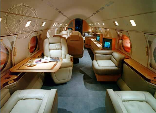 Nice and cozy! #luxury #plane #travel