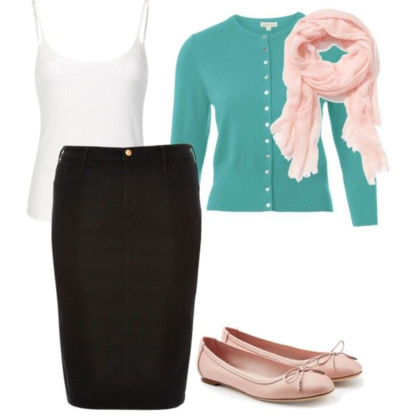 A fashion look from June 2017 featuring River Island skirts, Salvatore Ferragamo flats and Old Navy scarves. Browse and shop related looks.