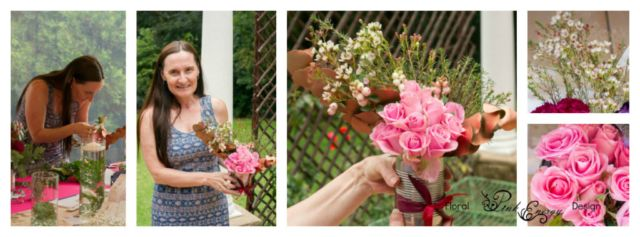 DIY Wedding Flowers Workshop.