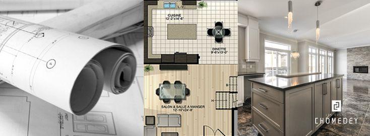 Choisissez votre maison de prestige à Laval parmi les nombreux modèles exclusifs proposés par le projet immobilier Les Cours Chomedey
