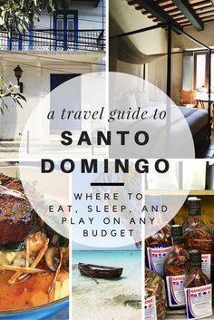 A Weekend Guide to Santo Domingo — Are you looking for a city that offers up historic charm with a modern twist? Consider taking a weekend visit to Santo Domingo, Dominican Republic, where you'll be immersed in a unique world of Latin culture infused with international flair. Use this weekend guide to Santo Domingo to discover where to eat, where to stay, and what to do!