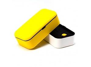 Monbento Bento Box Original (Geel/Wit)