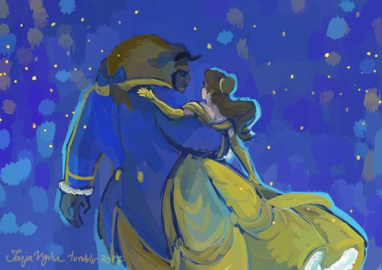 Beuty and The Beast - this film means so much to me