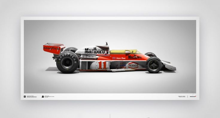The Czech-based digital studio Unique & Limited's self-proclaimed aim is to recreate moments in automotive history in a way they've never been seen before, using a clever blend of computer-generated imagery and original photography. Its latest project brings to life one of the most storied races in motorsport, the 1976 Japanese Grand Prix, at which James Hunt clinched the World Championship by just one point, after an epic season-long duel with Ferrari's Niki Lauda.